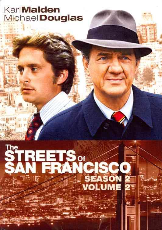 STREETS OF SAN FRANCISCO:SEASON 2 V2 BY STREETS OF SAN FRANC (DVD)
